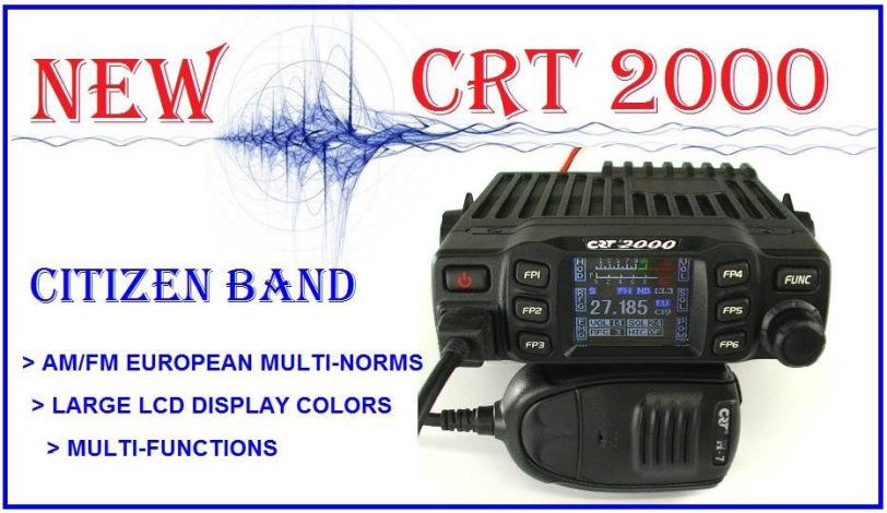 CRT-2000-CB-RADIO